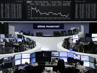 What's Been Going On With The European Stock Markets This Month