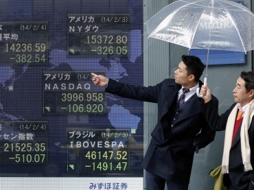 Asian Stocks Record Impressive Gains As Confidence is Restored