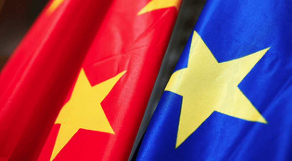 European and chinese markets